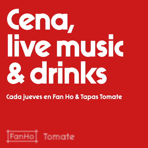 ena, live music & drinks Tomste y Fan Ho